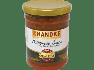 Bolognese Sauce Handke