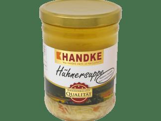 Hühnersuppe Handke