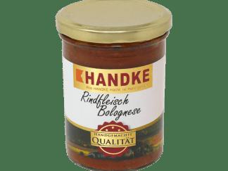 Rindfleisch Bolognese Handke