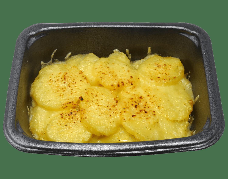 Kartoffelgratin – fertig Handke P1220267