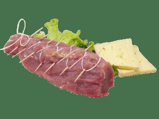 gefuelltes Schweinefilet mit Frischkaese Handke P1300379