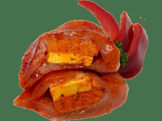 Grilltasche Tomate Mozzarella Handke P1300694