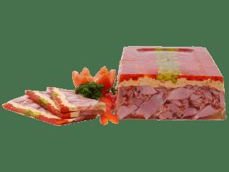 Pikantes Schweinefilet mit Frischkaese Handke P1300751
