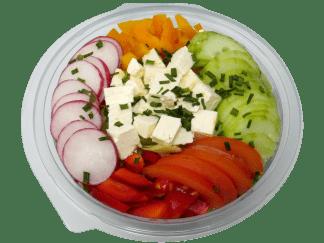 Salatcup mit Fetakaese Handke P1310079